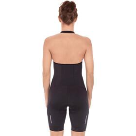 Cube Blackline Trägerhose kurz Damen black